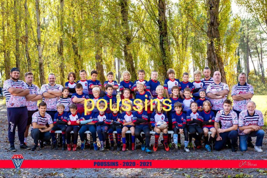 Poussins 2020-2021
